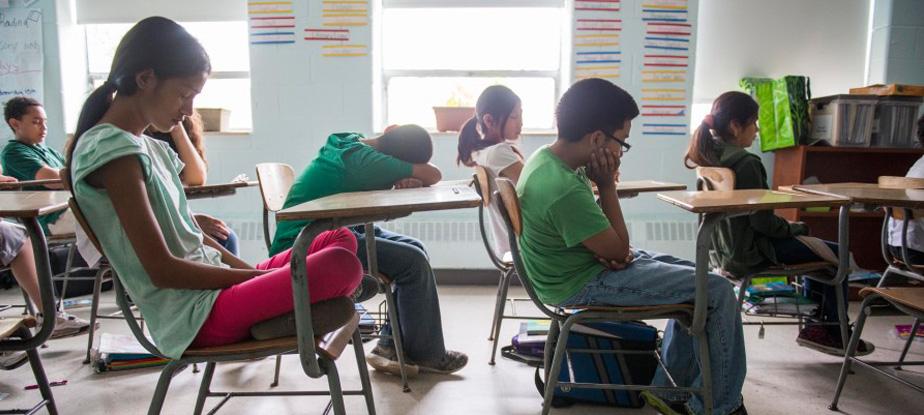 """Zweimal täglich gekonntes """"Nichtstun"""" bringt besseren Schulabschluss"""